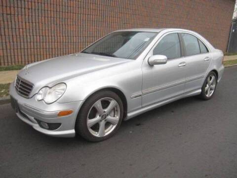 2006 Mercedes-Benz C-Class for sale at G1 AUTO SALES II in Elizabeth NJ
