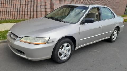 1998 Honda Accord for sale at G1 AUTO SALES II in Elizabeth NJ