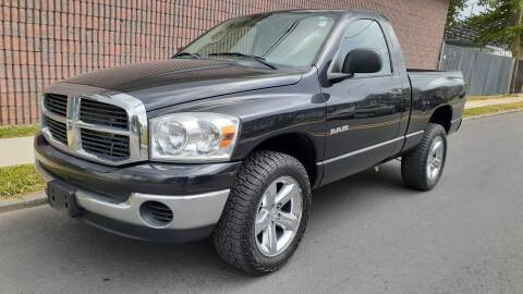 2008 Dodge Ram Pickup 1500 for sale at G1 AUTO SALES II in Elizabeth NJ