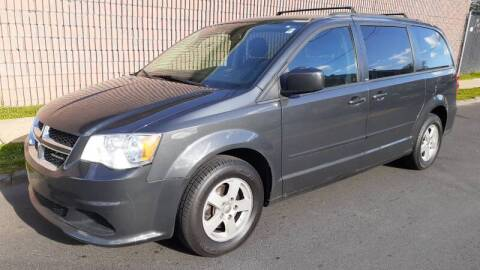 2012 Dodge Grand Caravan for sale at G1 AUTO SALES II in Elizabeth NJ