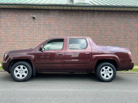 2007 Honda Ridgeline for sale at G1 AUTO SALES II in Elizabeth NJ