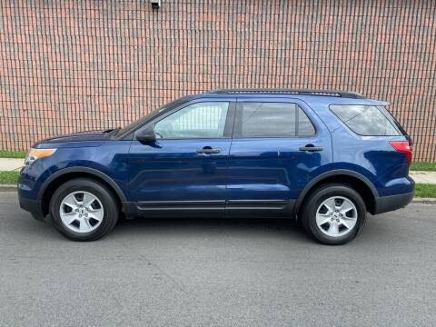 2012 Ford Explorer for sale at G1 AUTO SALES II in Elizabeth NJ