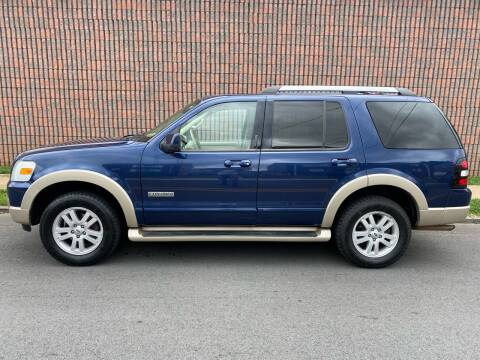2006 Ford Explorer for sale at G1 AUTO SALES II in Elizabeth NJ