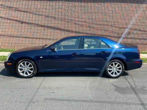 2005 Cadillac STS for sale at G1 AUTO SALES II in Elizabeth NJ