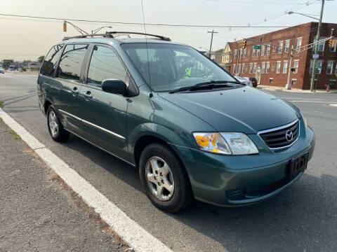 2001 Mazda MPV for sale at G1 AUTO SALES II in Elizabeth NJ