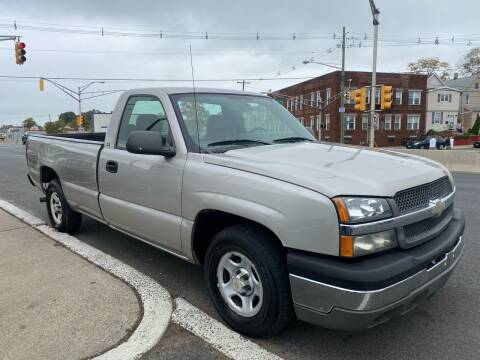 2004 Chevrolet Silverado 1500 for sale at G1 AUTO SALES II in Elizabeth NJ