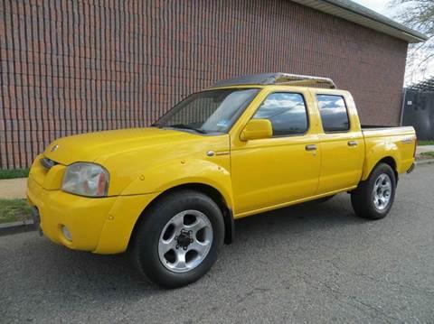 2001 Nissan Frontier for sale in Elizabeth, NJ