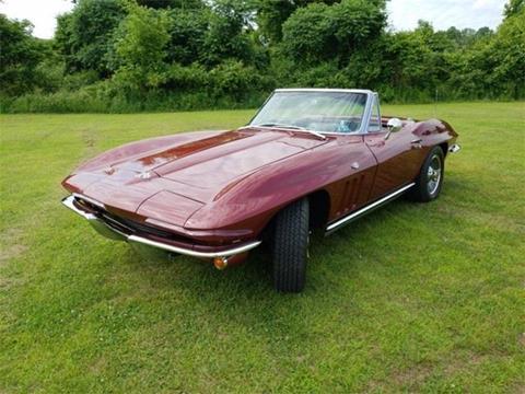 1965 Corvette For Sale >> 1965 Chevrolet Corvette For Sale In Bloomsburg Pa