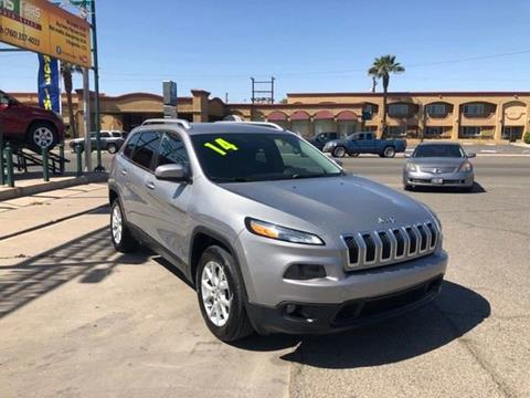 2014 Jeep Cherokee for sale in Calexico, CA