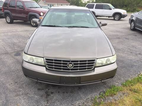 2003 Cadillac Seville for sale in Valparaiso, IN