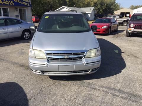 2002 Chevrolet Venture for sale in Valparaiso, IN