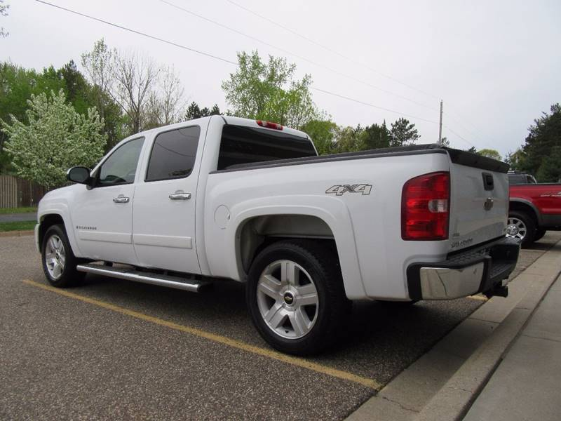 2008 Chevrolet Silverado 1500 for sale at PRIME MOTORS in Ham Lake MN