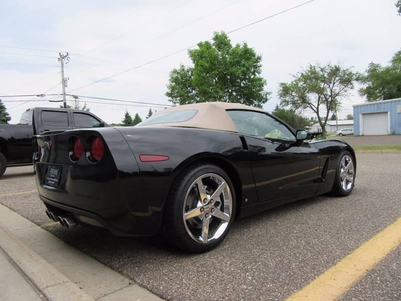 2007 Chevrolet Corvette for sale at PRIME MOTORS in Ham Lake MN