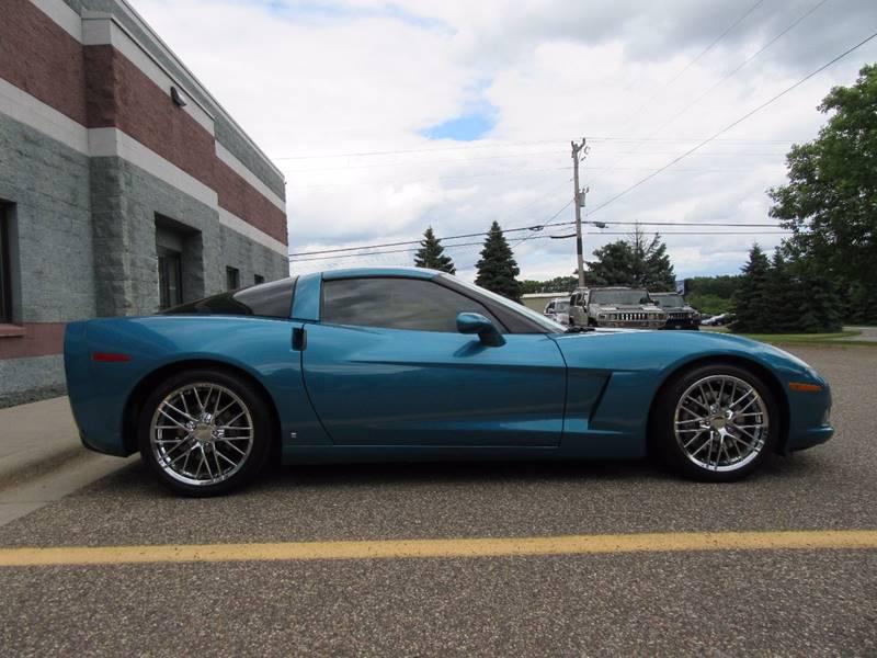 2008 Chevrolet Corvette for sale at PRIME MOTORS in Ham Lake MN