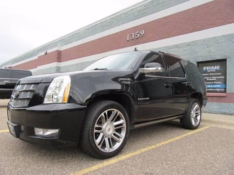 2013 Cadillac Escalade for sale at PRIME MOTORS in Ham Lake MN