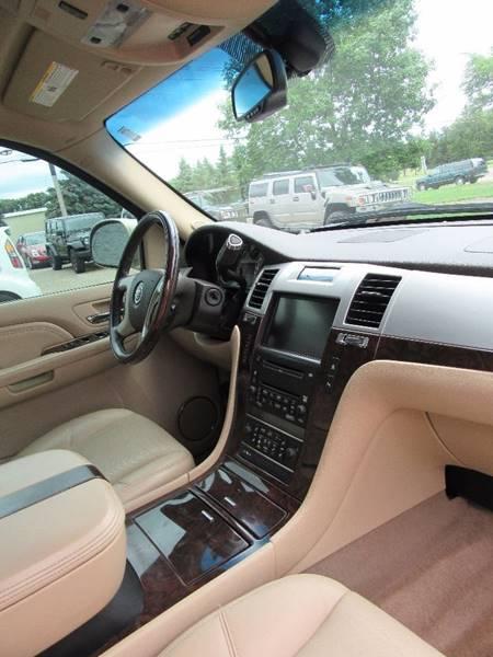 2009 Cadillac Escalade for sale at PRIME MOTORS in Ham Lake MN