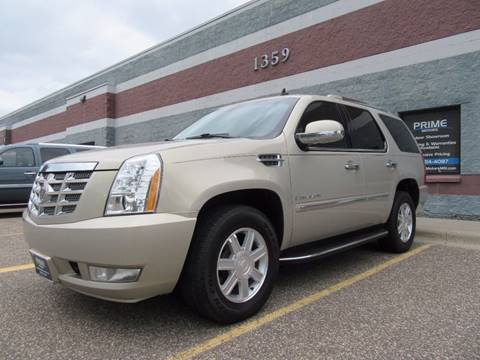 2009 Cadillac Escalade for sale at PRIME MOTORS in Ham Lake MN