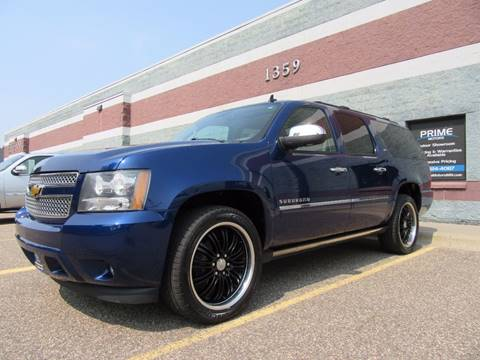 2012 Chevrolet Suburban for sale at PRIME MOTORS in Ham Lake MN