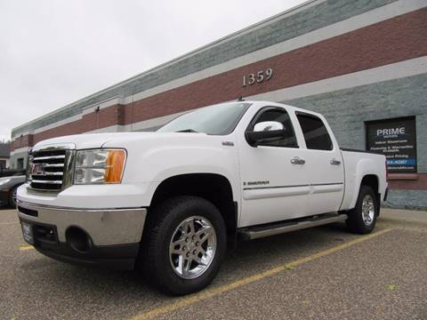 2009 GMC Sierra 1500 for sale at PRIME MOTORS in Ham Lake MN