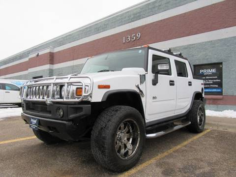 Used Hummer H2 Sut For Sale Carsforsale Com