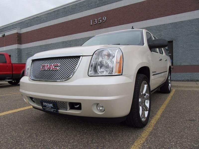 2009 GMC Yukon XL for sale at PRIME MOTORS in Ham Lake MN