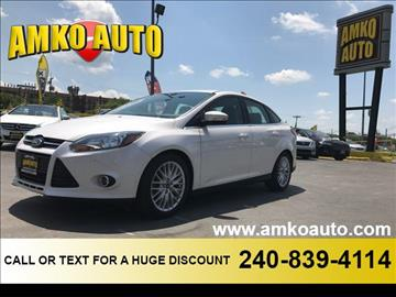 2014 Ford Focus for sale in District Heights, MD