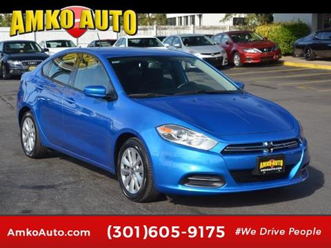 2016 Dodge Dart for sale in District Heights, MD