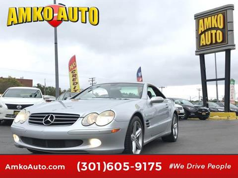 2006 Mercedes-Benz SL-Class for sale in District Heights, MD