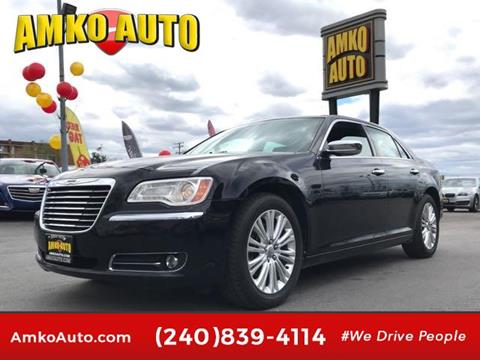 2014 Chrysler 300 for sale in District Heights, MD