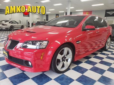 2009 Pontiac G8 for sale in District Heights, MD