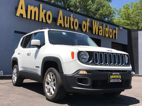2017 Jeep Renegade for sale in District Heights, MD