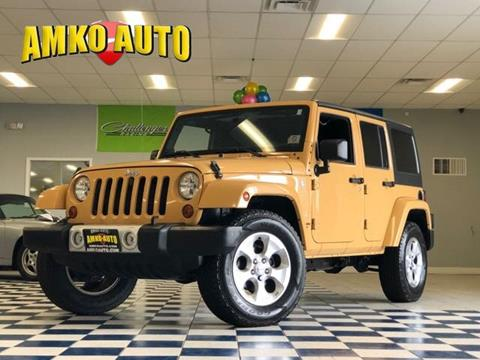 Jeeps For Sale In Md >> 2013 Jeep Wrangler Unlimited For Sale In District Heights Md