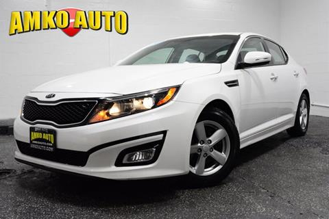 2015 Kia Optima for sale in District Heights, MD