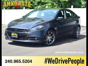 2013 Dodge Dart for sale in District Heights, MD