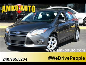 2013 Ford Focus for sale in District Heights, MD