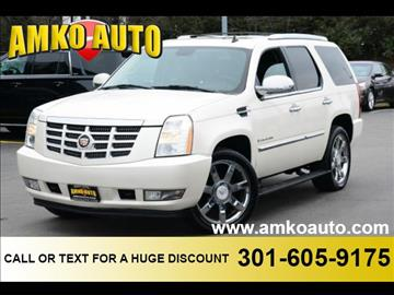 2007 Cadillac Escalade for sale in District Heights, MD