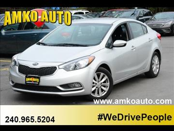 2014 Kia Forte for sale in District Heights, MD