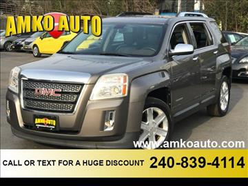 2010 GMC Terrain for sale in District Heights, MD