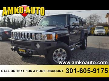 2007 HUMMER H3 for sale in District Heights, MD