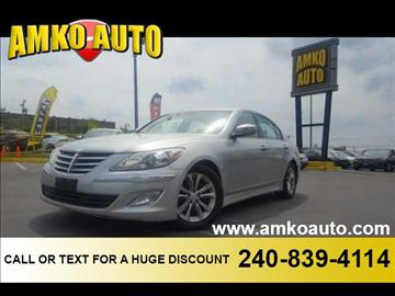2013 Hyundai Genesis for sale in District Heights, MD