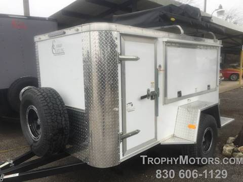 2018 CARGO CRAFT 5X10 OFF ROAD for sale at Trophy Trailers in New Braunfels TX