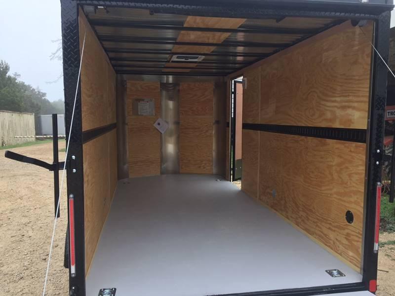 2019 Cargo Craft 7x16 Ramp In New Braunfels Tx Trophy