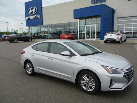 2019 Hyundai Elantra for sale in Richmond, KY
