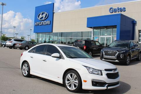 Car Dealerships In Richmond Ky >> 2015 Chevrolet Cruze For Sale In Richmond Ky