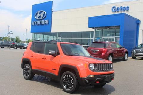 2016 Jeep Renegade for sale in Richmond, KY