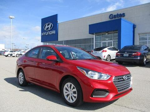 2019 Hyundai Accent for sale in Richmond, KY
