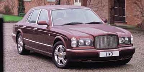 2004 Bentley Arnage For Sale In Baton Rouge LA