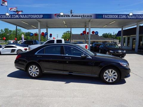 2015 Mercedes-Benz S-Class for sale in Baton Rouge, LA