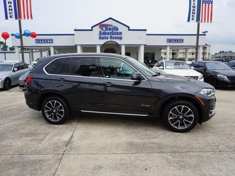 Used BMW Suv >> 2016 Bmw X5 For Sale In Baton Rouge La