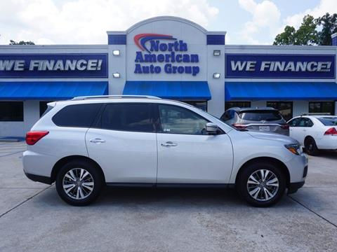 2019 Nissan Pathfinder for sale in Baton Rouge, LA